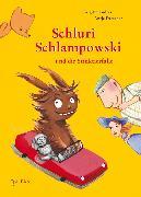 Cover-Bild zu Endres, Brigitte: Schluri Schlampowski und die Stinktierfalle (eBook)