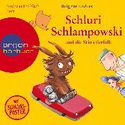 Cover-Bild zu Endres, Brigitte: Schluri Schlampowski, Schluri Schlampowski und die Stinktierfalle (Audio Download)
