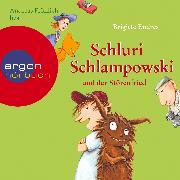 Cover-Bild zu Endres, Brigitte: Schluri Schlampowski, Schluri Schlampowski und der Störenfried (Audio Download)