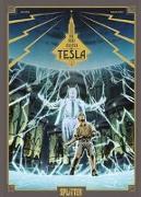 Cover-Bild zu Marazano, Richard: Die drei Geister von Tesla. Band 2