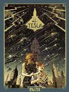 Cover-Bild zu Marazano, Richard: Die drei Geister von Tesla 01