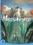 Cover-Bild zu Richard Marazano: Milo's World Book 2