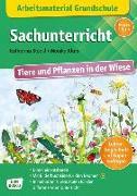 Cover-Bild zu Arbeitsmaterial Grundschule. Sachunterricht. Tiere und Pflanzen in der Wiese von Stöckl-Bauer, Katharina