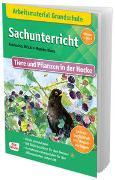 Cover-Bild zu Arbeitsmaterial Grundschule. Sachunterricht. Tiere und Pflanzen in der Hecke von Stöckl-Bauer, Katharina