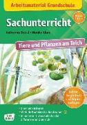 Cover-Bild zu Arbeitsmaterial Grundschule. Sachunterricht. Tiere und Pflanzen am Teich von Stöckl-Bauer, Katharina