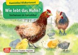 Cover-Bild zu Wie lebt das Huhn? Kamishibai Bildkartenset von Stöckl-Bauer, Katharina