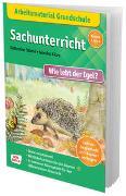 Cover-Bild zu Arbeitsmaterial Grundschule. Sachunterricht. Wie lebt der Igel? von Stöckl-Bauer, Katharina