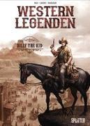 Cover-Bild zu Bec, Christophe: Western Legenden: Billy the Kid
