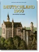 Cover-Bild zu Lelonek, Karin: Deutschland 1900. Ein Porträt in Farbe