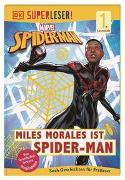 Cover-Bild zu SUPERLESER! MARVEL Spider-Man Miles Morales ist Spider-Man