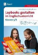 Cover-Bild zu Blumhagen, Doreen: Lapbooks gestalten im Englischunterricht 5-6