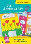 Cover-Bild zu Blumhagen, Doreen: Mein Kita-Lapbook: die Jahreszeiten