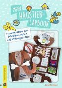 Cover-Bild zu Blumhagen, Doreen: Mein Haustier-Lapbook