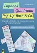 Cover-Bild zu Blumhagen, Doreen: Lapbook, Quadrama, Pop-Up-Buch & Co