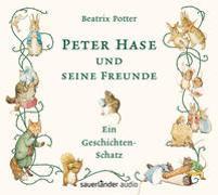Cover-Bild zu Potter, Beatrix: Peter Hase und seine Freunde