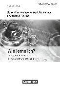 Cover-Bild zu WLI-Hochschule. Lern- und Arbeitsstrategien. Wie lerne ich? Schweizer Ausgabe. Fragebogen. CH