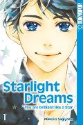 Cover-Bild zu Sugiyama, Miwako: Starlight Dreams 01