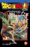 Cover-Bild zu Akira Toriyama (Original Story): Dragon Ball Super 5