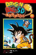 Cover-Bild zu Akira Toriyama (Original Story),: Dragon Ball SD 4