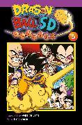 Cover-Bild zu Akira Toriyama (Original Story),: Dragon Ball SD 5