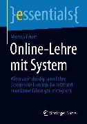 Cover-Bild zu Online-Lehre mit System (eBook) von Eckert, Martina