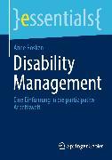 Cover-Bild zu Disability Management (eBook) von Rosken, Anne