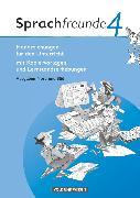 Cover-Bild zu Bonas, Heike: Sprachfreunde, Sprechen - Schreiben - Spielen, Ausgabe Nord/Süd 2010, 4. Schuljahr, Handreichungen für den Unterricht, Mit Kopiervorlagen und Lernstandserhebungen