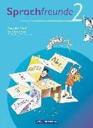 Cover-Bild zu Bonas, Heike: Sprachfreunde, Sprechen - Schreiben - Spielen, Ausgabe Nord 2010 (Berlin, Brandenburg, Mecklenburg-Vorpommern), 2. Schuljahr, Sprachbuch