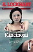 Cover-Bild zu Lockhart, E.: Mincino¿ii (eBook)
