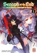 Cover-Bild zu Kagami, Takaya: Seraph of the End - Guren Ichinose Catastrophe at Sixteen 01