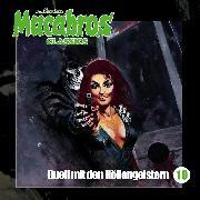 Cover-Bild zu Shocker, Dan: Macabros - Classics, Folge 10: Duell mit den Höllengeistern (Audio Download)