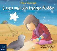 Cover-Bild zu Baumgart, Klaus: Lauras Stern und die kleine Robbe
