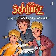 Cover-Bild zu Voß, Harry: Der Schlunz und der unsichtbare Wächter (Audio Download)