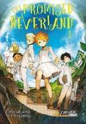 Cover-Bild zu Shirai, Kaiu: The Promised Neverland 1