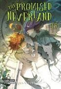 Cover-Bild zu Shirai, Kaiu: The Promised Neverland 15