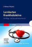 Cover-Bild zu Lernkarten Krankheitslehre von Porjalali, Shahrouz