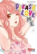 Cover-Bild zu Nakahara, Aya: Please Love Me 4