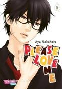 Cover-Bild zu Nakahara, Aya: Please Love Me 5