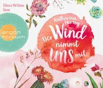 Cover-Bild zu Herzog, Katharina: Der Wind nimmt uns mit