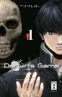 Cover-Bild zu FLIPFLOPs: Darwin's Game 01
