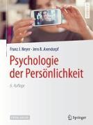 Cover-Bild zu Psychologie der Persönlichkeit von Neyer, Franz J.