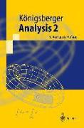Cover-Bild zu Analysis 2 von Königsberger, Konrad