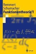 Cover-Bild zu Funktionentheorie 1 von Remmert, Reinhold