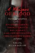 Cover-Bild zu Ligotti, Thomas: A Whisper of Blood (eBook)