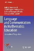 Cover-Bild zu Schütte, Marcus (Hrsg.): Language and Communication in Mathematics Education (eBook)