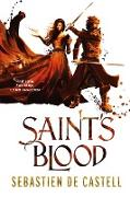 Cover-Bild zu de Castell, Sebastien: Saint's Blood (eBook)