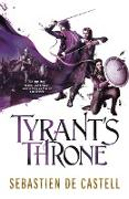 Cover-Bild zu de Castell, Sebastien: Tyrant's Throne (eBook)