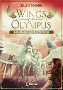 Cover-Bild zu George, Kallie: Wings of Olympus (Band 2) - Das Fohlen aus den Wolken