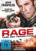Cover-Bild zu Gauthier, Yvan: Rage - Tage der Vergeltung