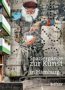 Cover-Bild zu Liesenfeld, Ute: Spaziergänge zur Kunst in Hamburg